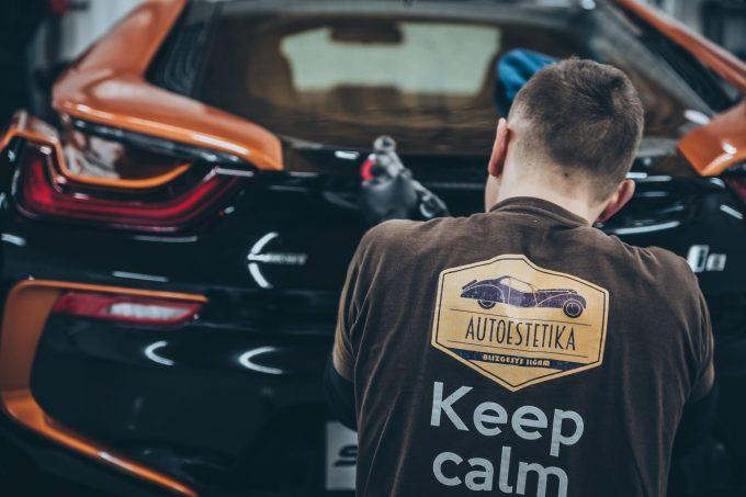 Automobilių estetinės priežiūros meistro profesinio mokymo programa